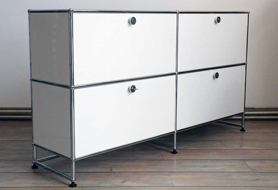 aktenschrank sideboard usm haller 160517 01 abatrans. Black Bedroom Furniture Sets. Home Design Ideas