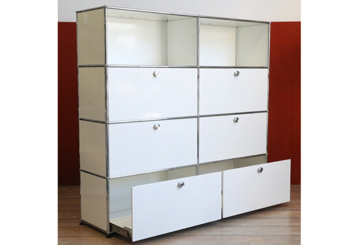 Aktenregal Highboard USM Haller