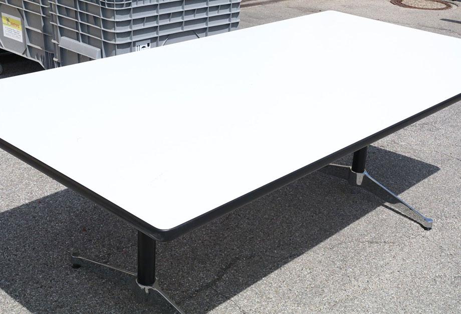 besprechungstisch konferenztisch vitra tisch 220716 02 abatrans. Black Bedroom Furniture Sets. Home Design Ideas