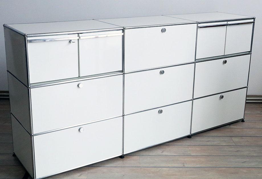 sideboard usm haller 120617 01 abatrans. Black Bedroom Furniture Sets. Home Design Ideas